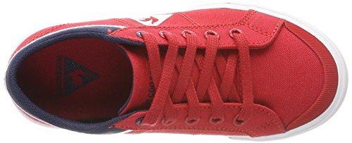 Le Coq Sportif Saint Gaetan GS Boy Cvs, Zapatillas Para Niños Rouge (Vintage Red/Dress Bl)
