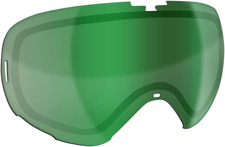 Clear 509 Revolver Trail Lens Non Vented Eyewear Goggle ...