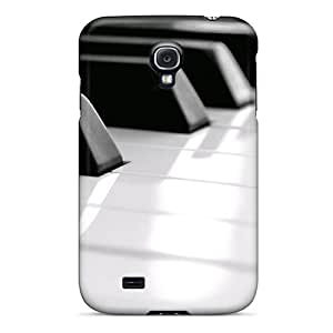 Premium SoVFZkF5098tInQp Case With Scratch-resistant/ Piano Case Cover For Galaxy S4