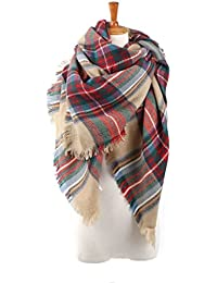 Stylish Warm Blanket Scarf Gorgeous Wrap Shawl