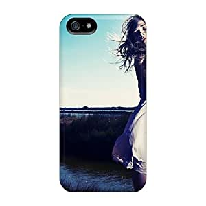 lintao diy Hot New Blonde Dress Field Model Night Case Cover For Iphone 5/5s With Perfect Design