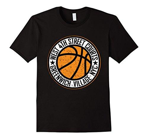 Mens West 4th Street Greenwich Village Basketball Courts NYC XL - Shops Greenwich