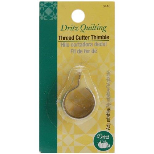 Dritz Quilting Thread Cutter Thimble ()