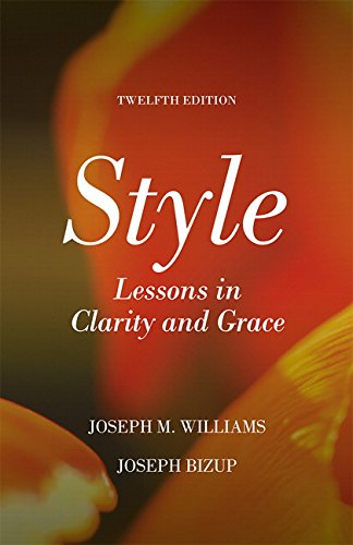 Style: Lessons in Clarity and Grace (12th - Style Styles