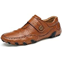 Kebinai 2018 Spring and Autumn Men's Shoes Leather Men's Casual Shoes Large Size Single Shoes