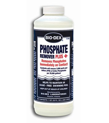 Bio-Dex Phosphate Remover+ Plus PHOS+QT by Phosphate Remover+ Plus PHOS+QT