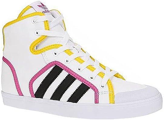 Adidas Originals HONEY HOOP W Femme Blanc Noir D65296 T