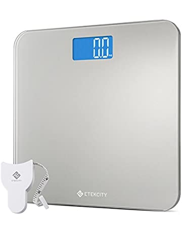 48e591b1e68 Etekcity High Precision Digital Body Weight Bathroom Scales Weighing Scale  with Step-On Technology