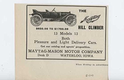 1911-maytag-automobile-waterloo-ia-automobile-magazine-ad-heinze-ignition