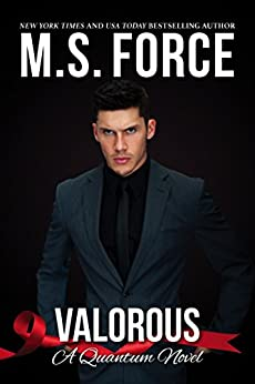 Valorous (Quantum Series Book 2) by [Force, M.S., Force,Marie]