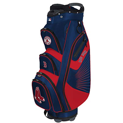 Team Effort MLB Boston Red Sox MLB Boston Red Sox The Bucket II Cooler Cart BagTeam Effort MLB Boston Red Sox The Bucket II Cooler Cart Bag, Multi, NA