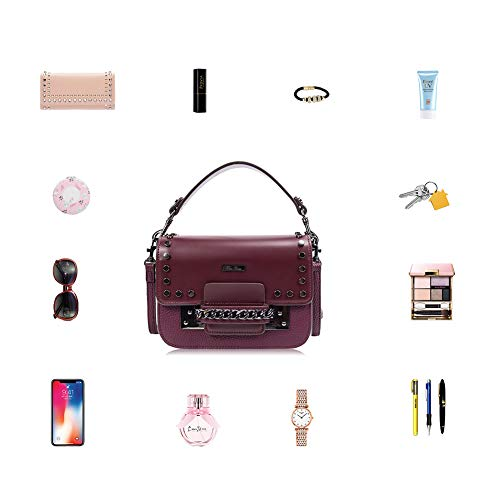 RenDian Crossbody Purse for Women-Cell Phone Wallet Bags Over the Shoulder Handbags for Travel/Leisure/Dating by RenDian (Image #5)