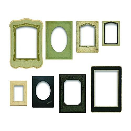 Advantus TH93710 Idea-Ology Baseboard Frames (8 Per Pack),