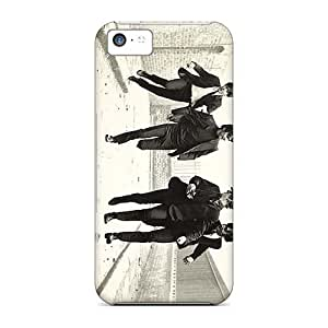 Iphone 5c DPj20260Gdzz Allow Personal Design HD The Beatles Skin Protector Hard Cell-phone Case -MansourMurray
