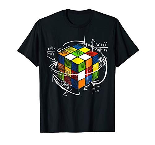 Rubik Cube Formulas Math Lover Teacher Gift