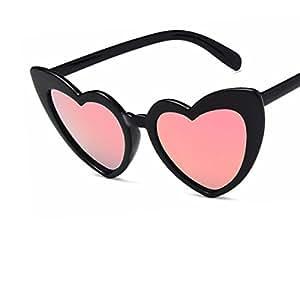 LQABW 2018 Nuevas Gafas De Sol De Mujer Moda Retro Gafas De Sol UV 400,DeepPink