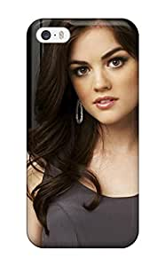 High-quality Durability Case For Iphone 5/5s(lucy Hale Women People Women)