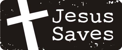 3 - Jesus Saves 1 1/4