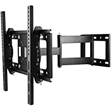 "Universal Flat Panel TV Wall Mount Hang Bracket for 26""-50"" TV Screen LCD LED Monitor Holder Stretchable Tilt Stand"
