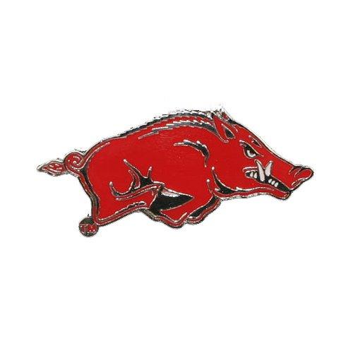 NCAA Arkansas Razorbacks Logo Pin