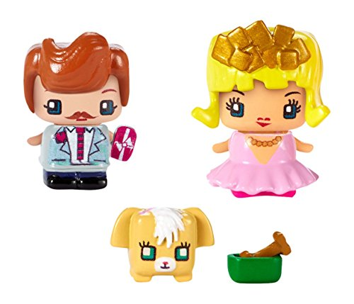 [My Mini MixieQ's Series 1 Heiress 4 Pack - Heiress, Boyfriend, Puppy, & Mystery Figure] (Fantastic 4 Costume Uk)