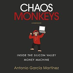Chaos Monkeys | Livre audio