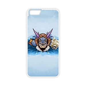 iPhone 6 Plus 5.5 Inch Cell Phone Case White Defense Of The Ancients Dota 2 SLARK 001 JU3424673