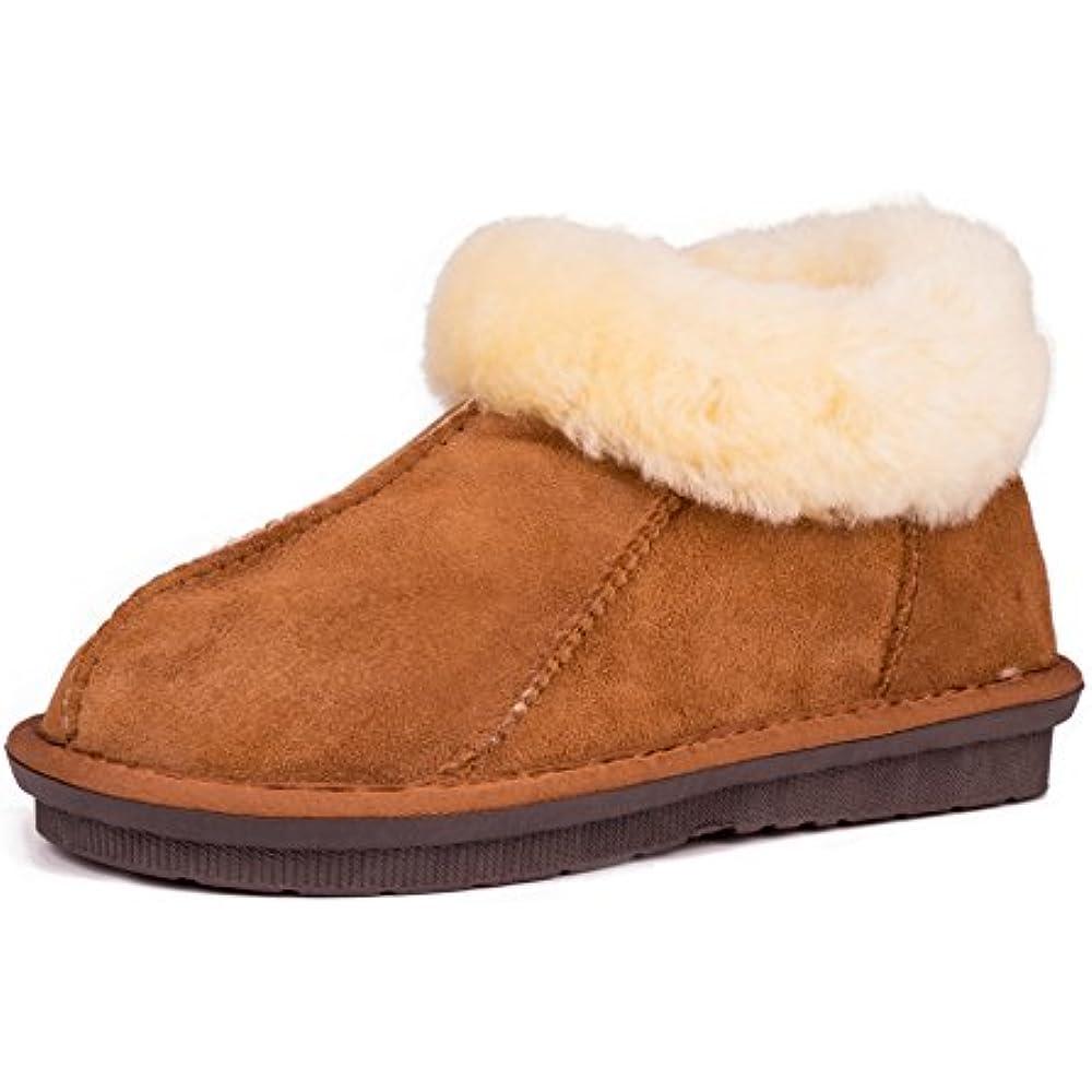 WARMIE Winter Australian Sheepskin Super Warm Shoe Insoles for Kids Women// Men