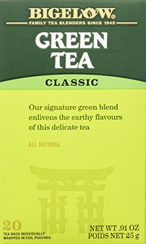 Bigelow Green Tea 20 Count Boxes product image