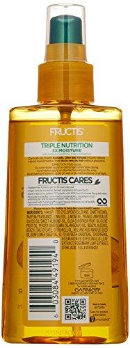 Garnier Hair Care Fructis Triple Nutrition Marvelous Oil Hair Elixir, 5.09