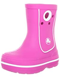 crocs Kids Crocband Jaunt Rain Boot