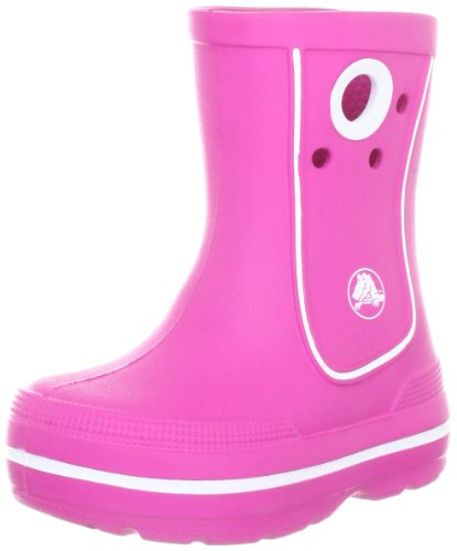 Rain Boot , Fuchsia, 8 M US Toddler ()