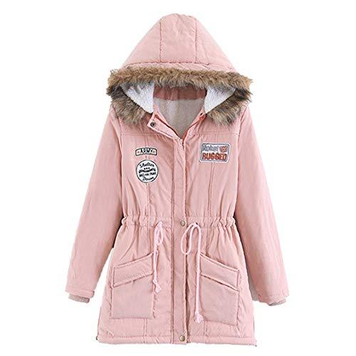Casual Sweatshirt Manteaux À Outwear Hiver Osyard Hoodie Longues Femme Pullover Capuche Manteau Fermeture Rose Sport Veste Éclair xwvv7n