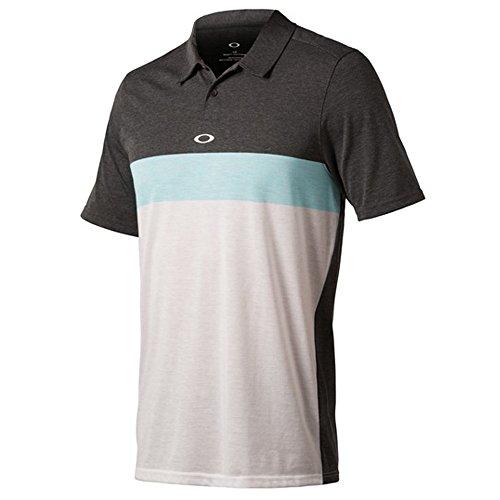 Oakley Anderson o-hydrolix明るいceruleonシャツメンズL