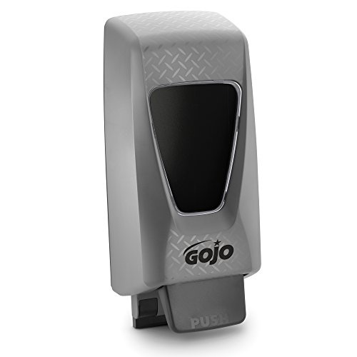 GOJO 7200-01 Pro 2000mL Black Dispenser by Gojo