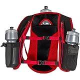 SLS3 Running Hydration Vest | SMALL Trail Runner Vests | 3 Bottles (72oz) | Running Backpack Men Women | Running Water Backpack Men Women | Ultra Jogging Back Pack