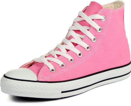 Converse Clothing & Apparel Chuck Taylor All Star High Top Sneaker, Pink, M 11 / W 13