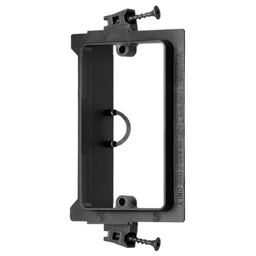 Arlington Industries AALVSx-AALVS3 Low Voltage Mounting Bracket, Screw-On, 3 Gang