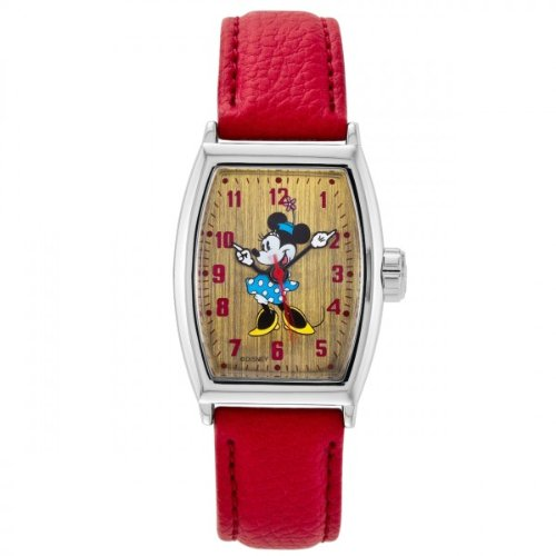 Ingersoll Women's IND 25646 Minnie Mouse Watch with Red Band