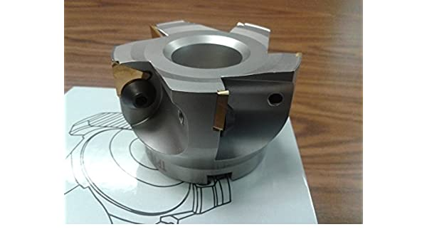 """3/"""" 90 degree indexable face shell mill,CAT40 face milling cutter  #506-FMT-3-new"""