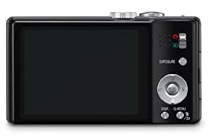 Panasonic Lumix 14.1 MP Digital Camera with 16x Wide Angle Optical Image Stabilized Zoom and 3.0-Inch LCD from Panasonic