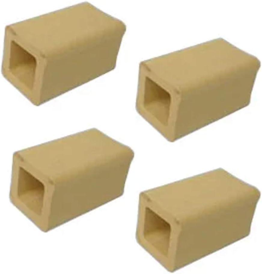 4 Tall x 1-5//8 Wide Kiln Post 4 Pack