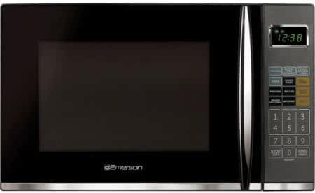 Emerson MWG9115SB 1.2 cu ft Microwave with Grill, Black