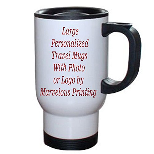 Personalized Travel Coffee Mug Amazon Com