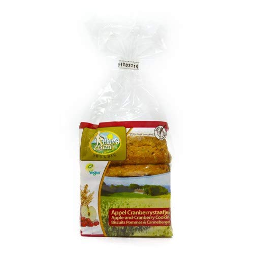 La Granja De Billy manzana y arándano de espelta Galletas ...