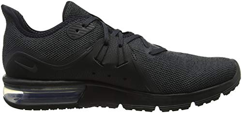 3 Anthracite Max 010 Black Scarpe NIKE Nero Uomo Air Sequent Running Fpwtzt