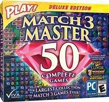 Encore 37050 Play Match 3 Master Jc