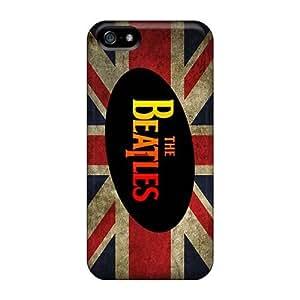 88caseme Apple Iphone 5/5s Best Hard Phone Cases Custom High-definition The Beatles Series [oJR596wFpk]