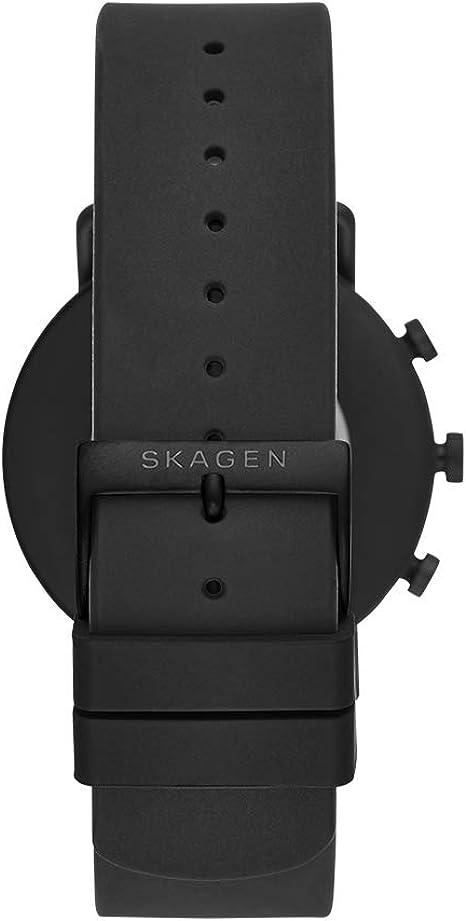 Amazon.com: Skagen - Reloj de cuarzo para hombre de acero ...