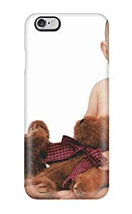 Holly M Denton Davis's Shop 4354806K69094654 New Arrival Case Specially Design For Iphone 6 Plus (cute Baby With Teddy)